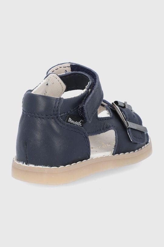 Mrugała - Sandale din piele pentru copii  Gamba: Piele naturala Interiorul: Piele naturala Talpa: Material sintetic