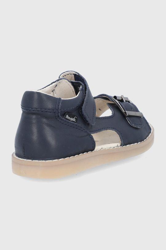 Mrugała - Sandale de piele  Gamba: Piele naturala Interiorul: Piele naturala Talpa: Material sintetic
