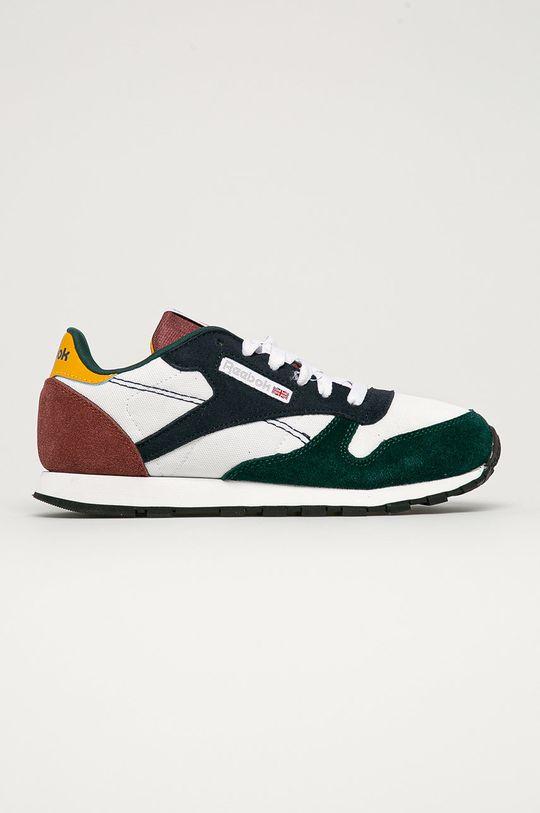 multicolor Reebok Classic - Pantofi copii CL Lthr De băieți