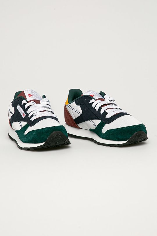 Reebok Classic - Pantofi copii CL Lthr multicolor