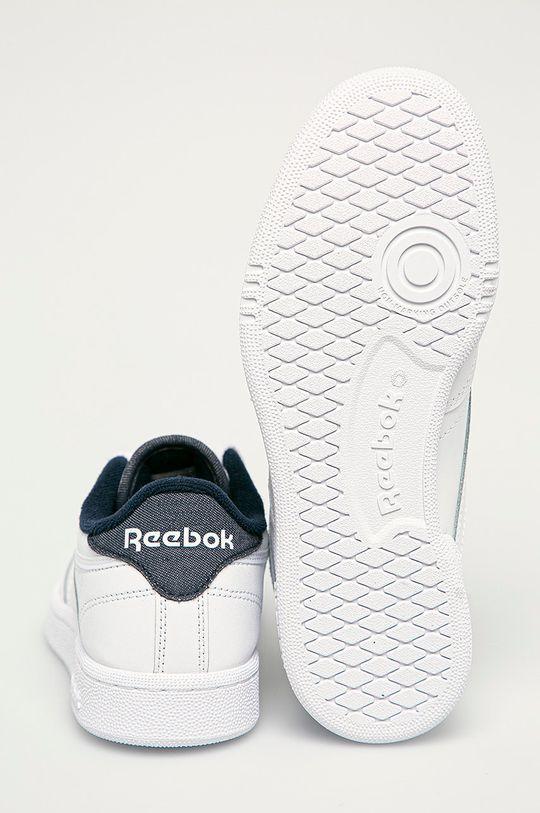 Reebok Classic - Detské topánky Club C 85  Zvršok: Syntetická látka, Koža s povlakom Vnútro: Textil Podrážka: Syntetická látka