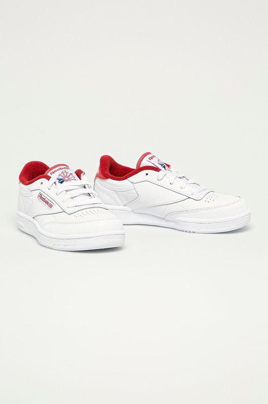 Reebok Classic - Pantofi copii Club C 85 alb
