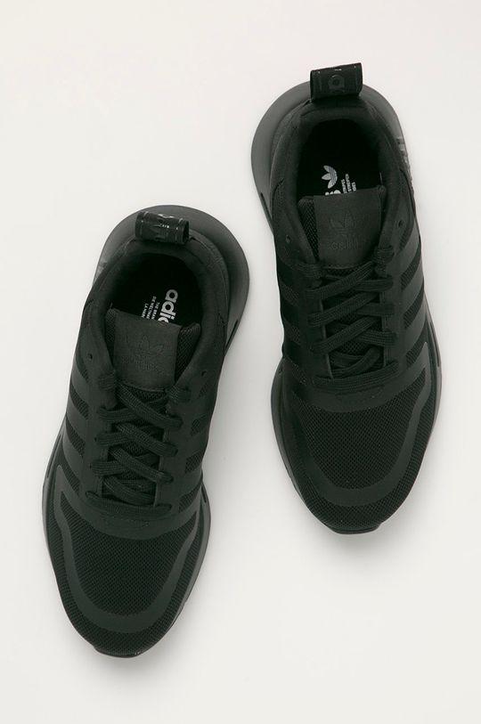 černá adidas Originals - Dětské boty Multix