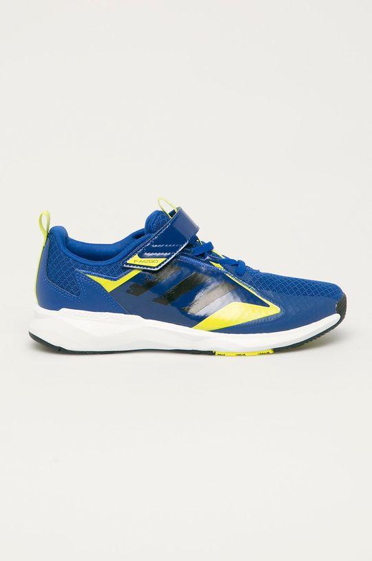 modrá adidas Performance - Dětské boty Fai2Go Chlapecký