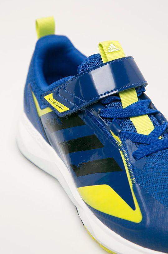 modrá adidas Performance - Dětské boty Fai2Go