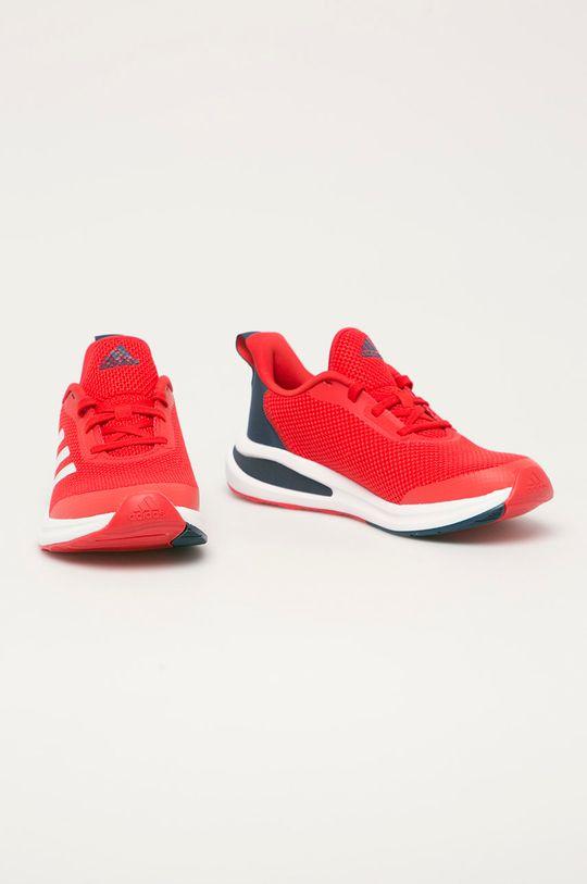 adidas Performance - Dětské boty FortaRun červená
