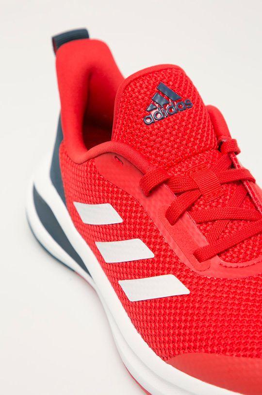 červená adidas Performance - Dětské boty FortaRun