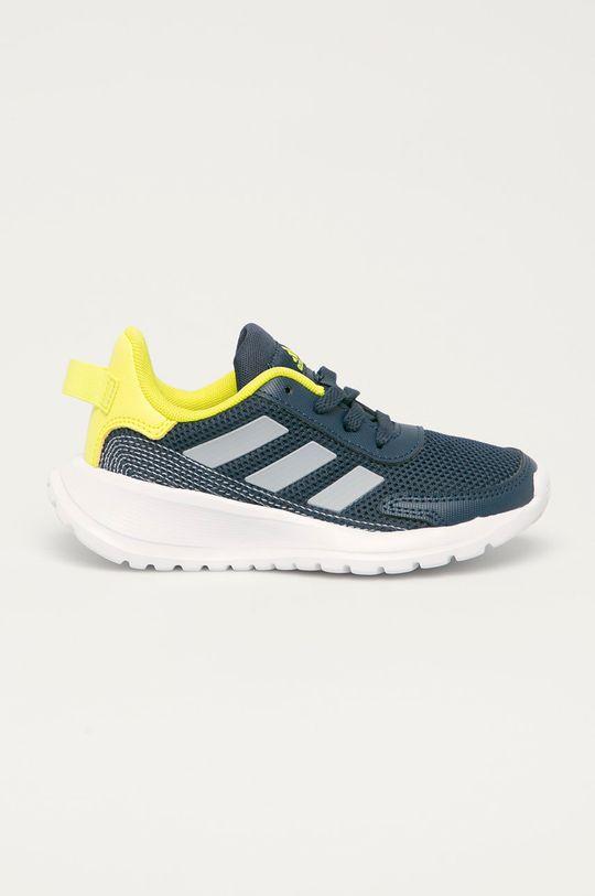 námořnická modř adidas - Dětské boty Tensaur Chlapecký