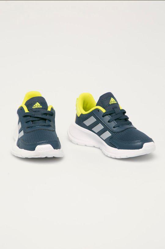 adidas - Dětské boty Tensaur námořnická modř
