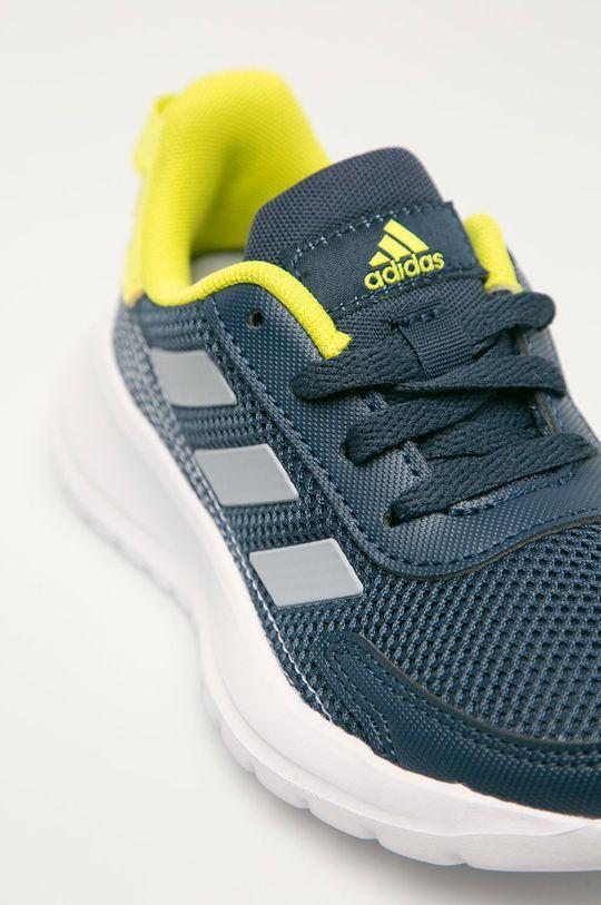 námořnická modř adidas - Dětské boty Tensaur