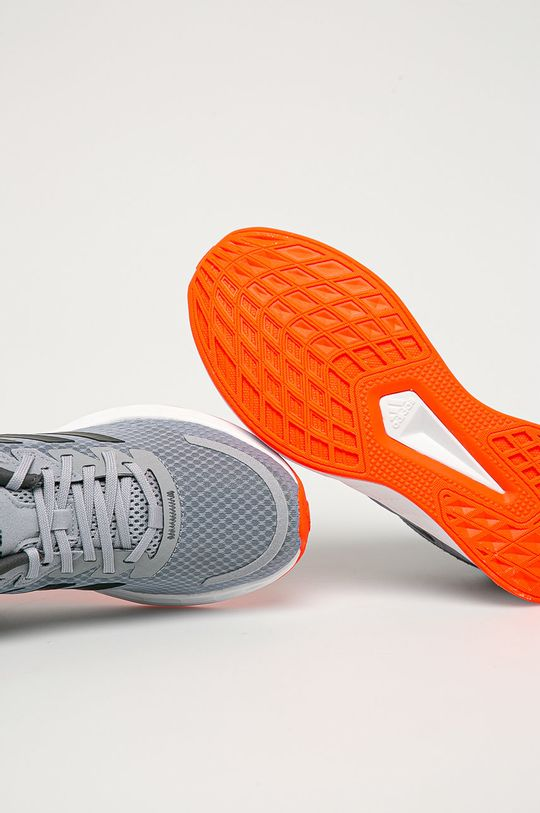 šedá adidas - Dětské boty Duramo SL
