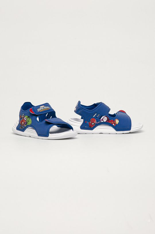 adidas - Sandały dziecięce niebieski