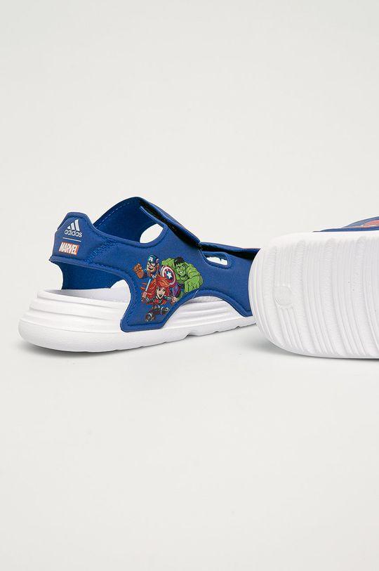 adidas - Sandały dziecięce Cholewka: Materiał tekstylny, Wnętrze: Materiał syntetyczny, Materiał tekstylny, Podeszwa: Materiał syntetyczny