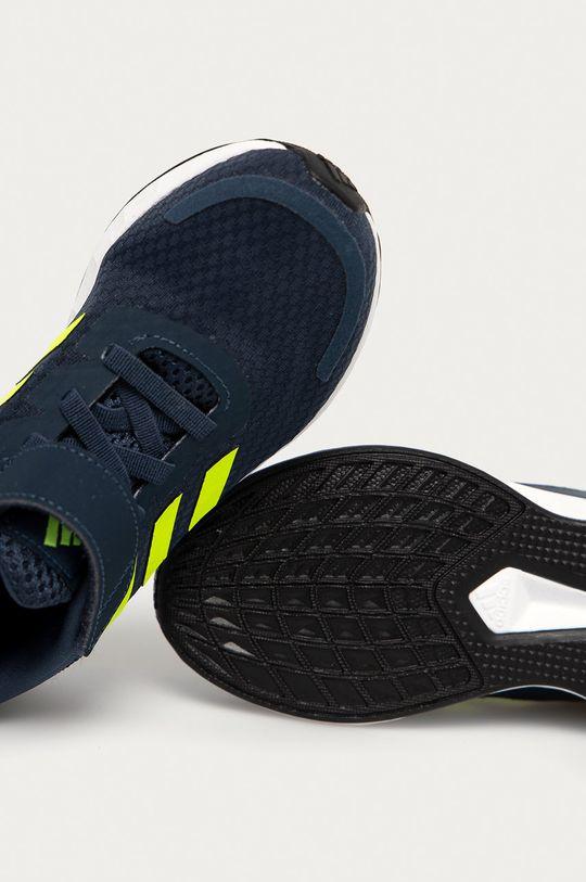 granatowy adidas - Buty dziecięce DURAMO SL
