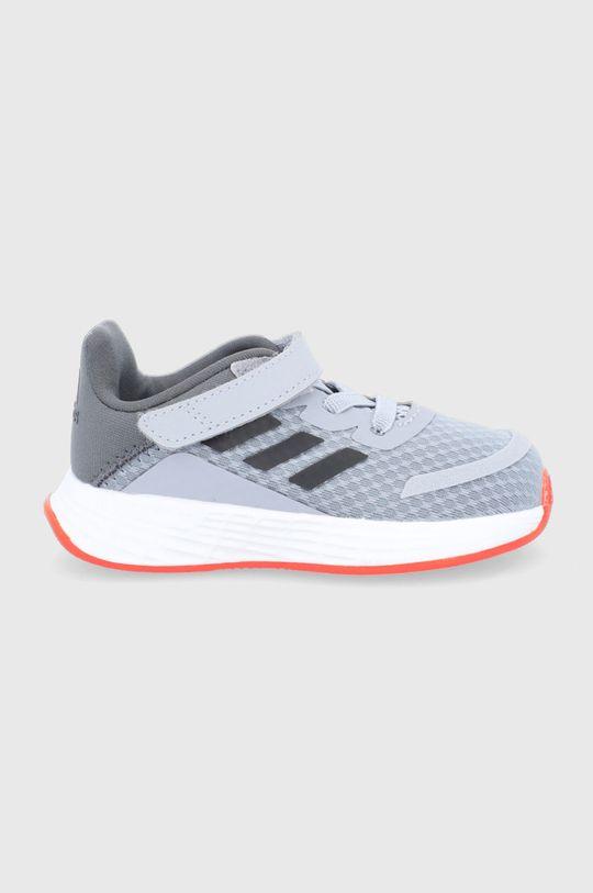 sivá adidas - Detské topánky Duramo SL I Chlapčenský