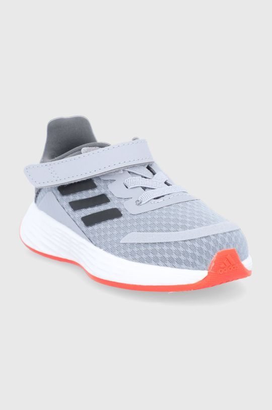 adidas - Detské topánky Duramo SL I sivá