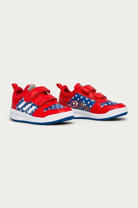 adidas - Dětské boty Tensaur červená
