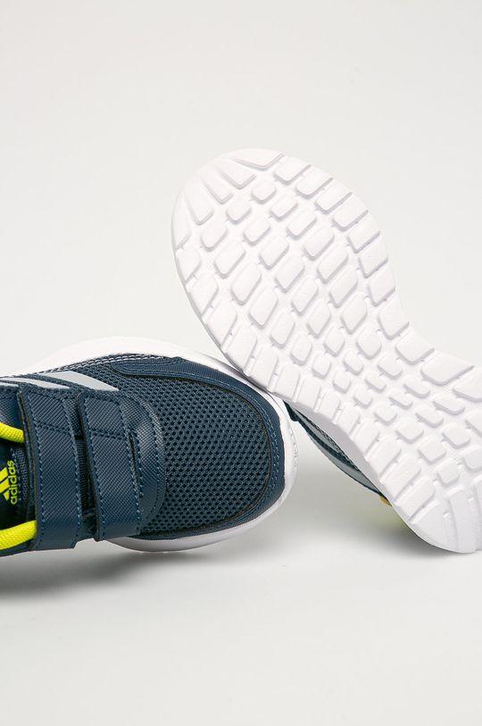 námořnická modř adidas - Dětské boty Tensaur Run