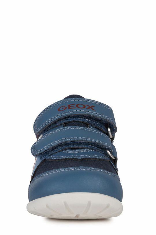 Geox - Detské topánky  Zvršok: Syntetická látka, Textil Podrážka: Syntetická látka Vložka: Prírodná koža