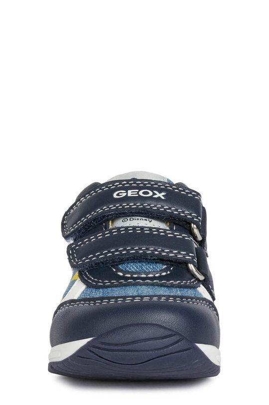 Geox - Buty dziecięce Cholewka: Materiał syntetyczny, Materiał tekstylny, Podeszwa: Materiał syntetyczny, Wkładka: Skóra naturalna