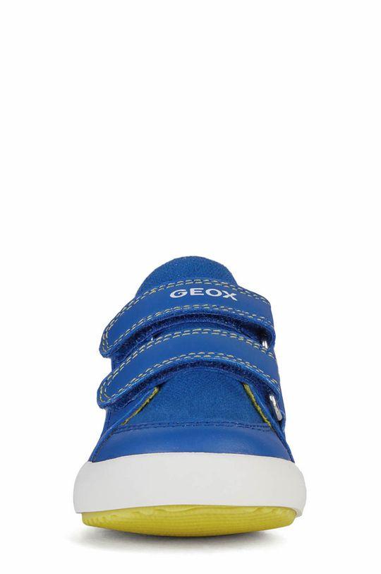 Geox - Detské topánky  Zvršok: Syntetická látka, Textil Podrážka: Syntetická látka Vložka: Textil
