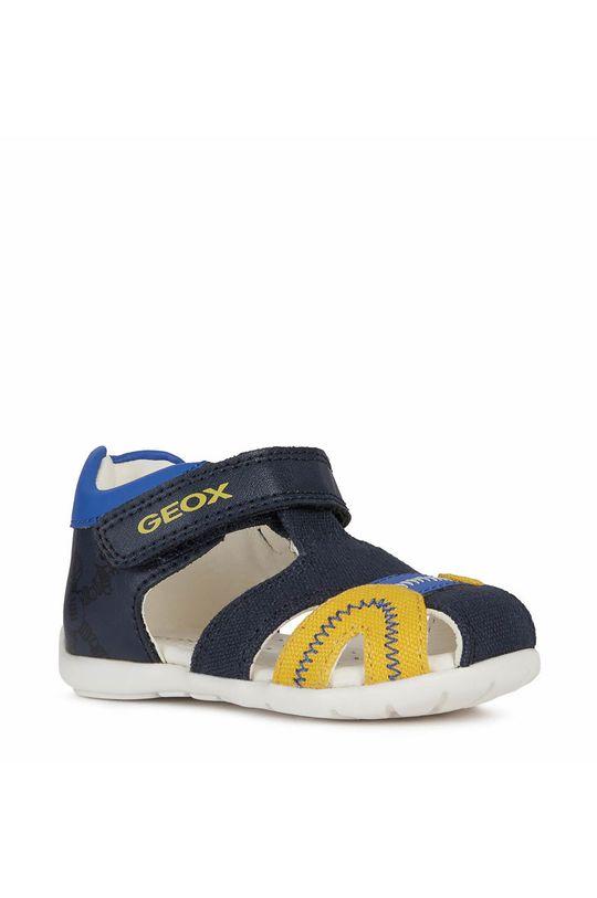 Geox - Sandale copii galben