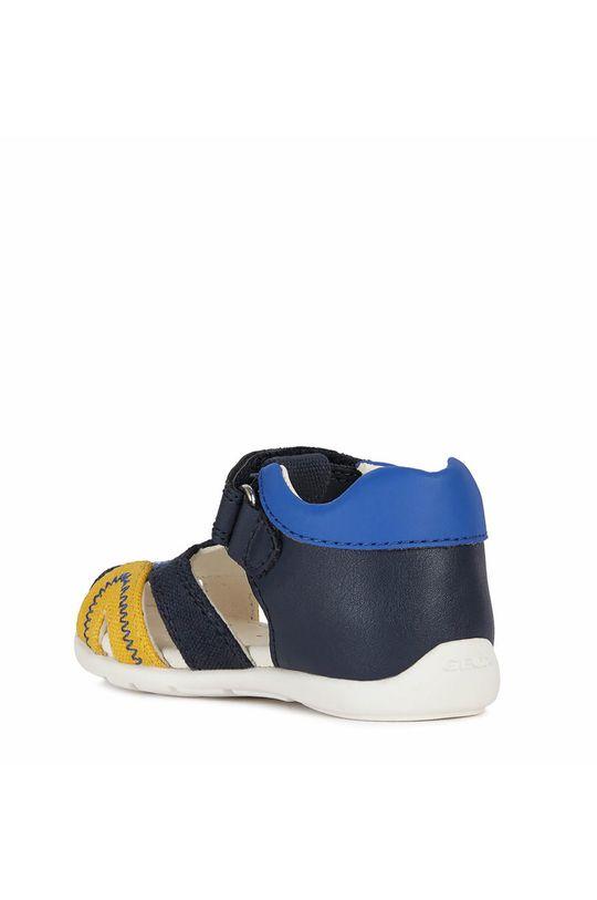 galben Geox - Sandale copii