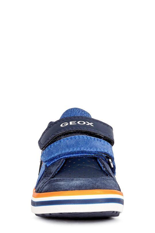 Geox - Detské topánky  Zvršok: Syntetická látka, Textil, Prírodná koža Podrážka: Syntetická látka Vložka: Prírodná koža