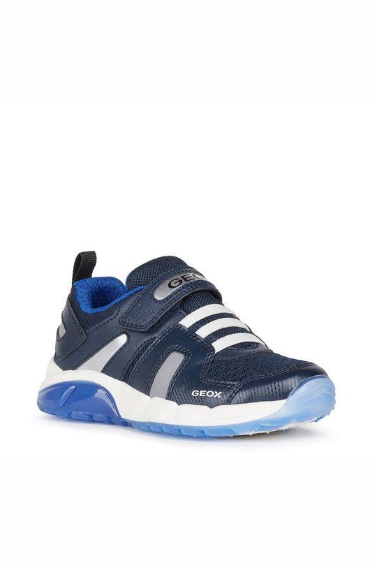 Geox - Detské topánky  Zvršok: Syntetická látka Podrážka: Syntetická látka Vložka: Textil
