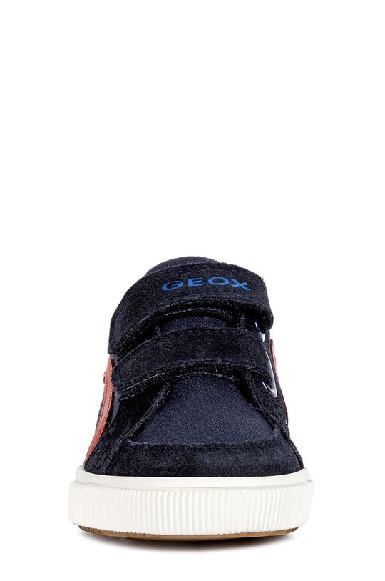 Geox - Detské topánky  Zvršok: Textil, Semišová koža Podrážka: Syntetická látka Vložka: Prírodná koža
