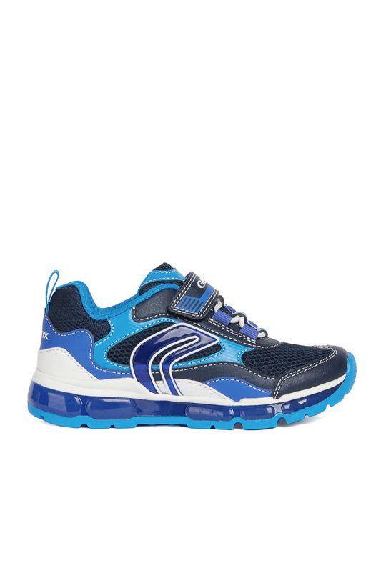Geox - Detské topánky modrá