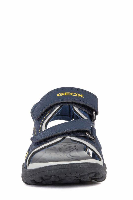 Geox - Detské sandále  Zvršok: Syntetická látka Podrážka: Syntetická látka Vložka: Syntetická látka