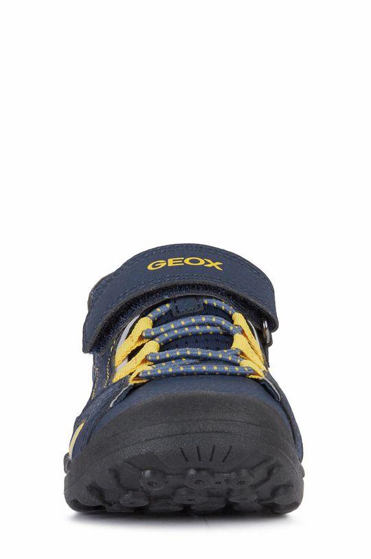 Geox - Detské sandále  Zvršok: Syntetická látka, Textil Podrážka: Syntetická látka Vložka: Syntetická látka