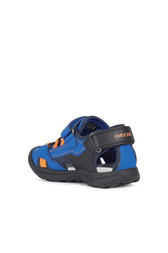 niebieski Geox - Sandały dziecięce
