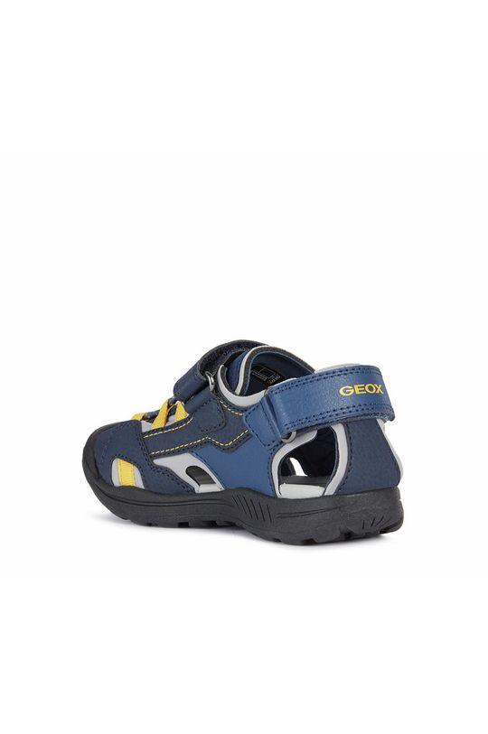 tmavomodrá Geox - Detské sandále