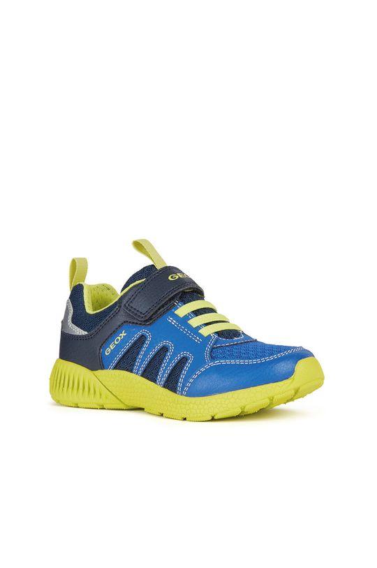 Geox - Detské topánky fialová