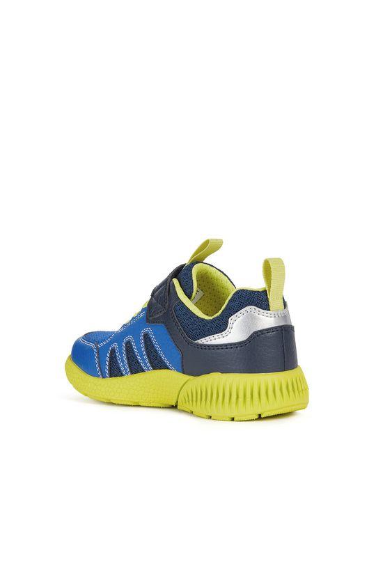 fialová Geox - Detské topánky