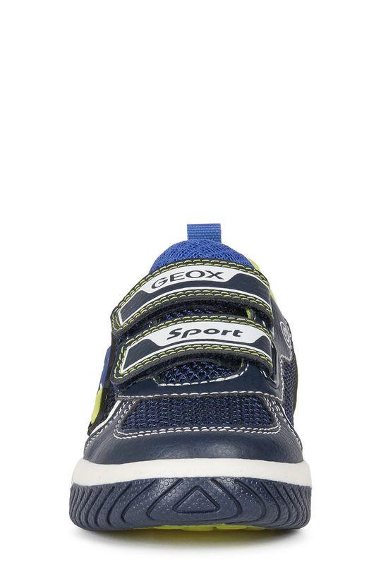Geox - Pantofi copii  Gamba: Material sintetic, Material textil Talpa: Material sintetic Introduceti: Piele naturala