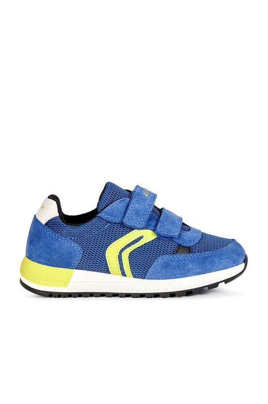 niebieski Geox - Buty dziecięce Chłopięcy