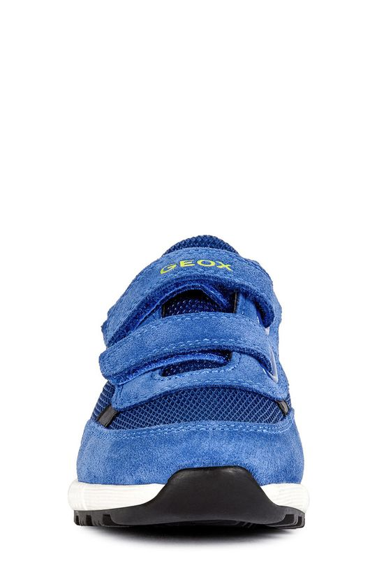 Geox - Dětské boty  Svršek: Textilní materiál, Semišová kůže Podrážka: Umělá hmota Vložka: Přírodní kůže