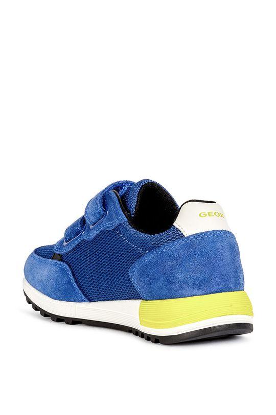 modrá Geox - Dětské boty