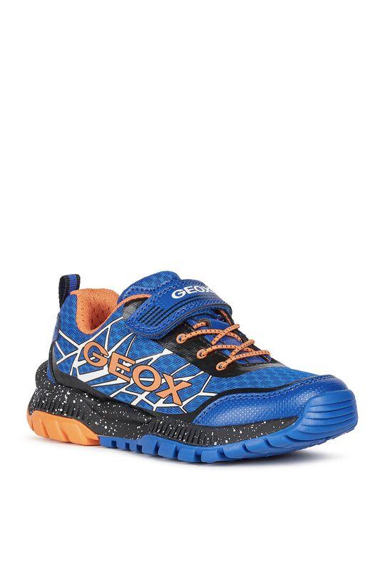 Geox - Buty dziecięce niebieski