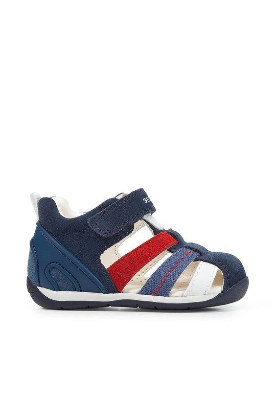 ostrá červená Geox - Dětské sandály Chlapecký