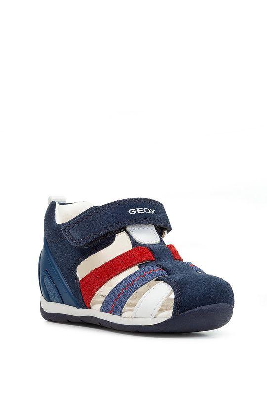 Geox - Dětské sandály ostrá červená