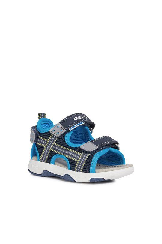 Geox - Dětské sandály modrá