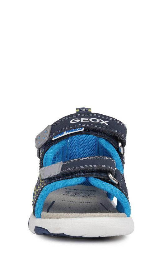 Geox - Dětské sandály  Svršek: Umělá hmota, Textilní materiál Podrážka: Umělá hmota Vložka: Umělá hmota