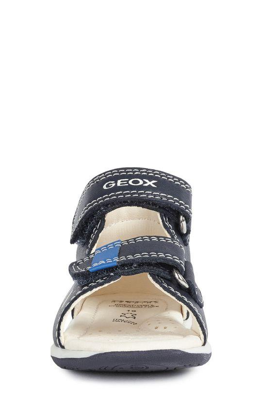 Geox - Sandały dziecięce Cholewka: Materiał syntetyczny, Materiał tekstylny, Skóra naturalna, Wnętrze: Skóra naturalna, Podeszwa: Materiał syntetyczny