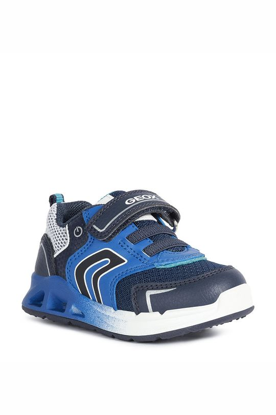Geox - Dětské boty  Svršek: Umělá hmota Podrážka: Umělá hmota Vložka: Přírodní kůže