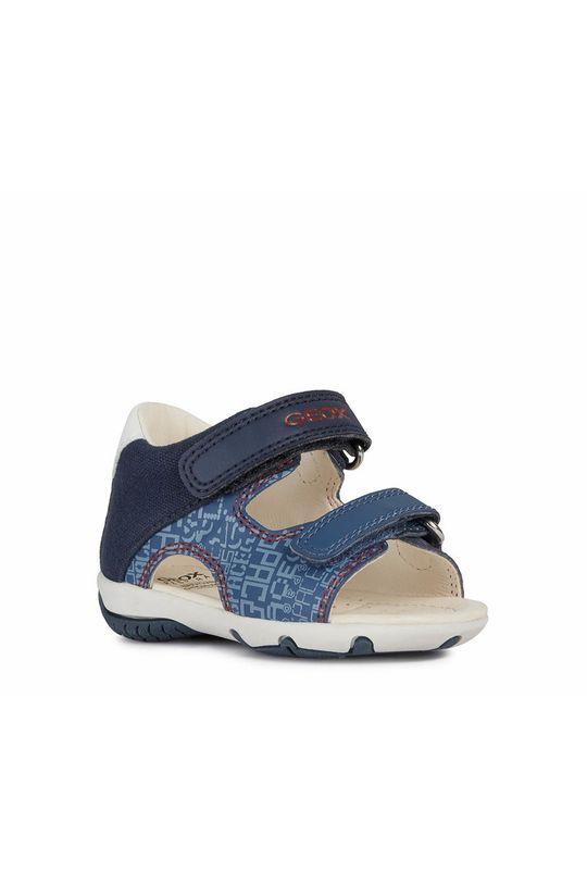 Geox - Sandały dziecięce fioletowy
