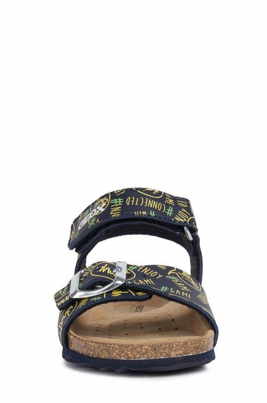 Geox - Dětské sandály  Svršek: Umělá hmota Vnitřek: Umělá hmota, Přírodní kůže Podrážka: Umělá hmota